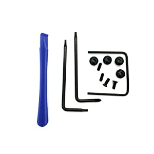ACENIX New Professional Mac Mini Dual Hard Drive Kit with Screws Washers Logic Board Removal Tool and Mini Screwdrivers for Mac Mini A1347 Included ESD Curve ESD Tweezers, [Full Complete Kit]