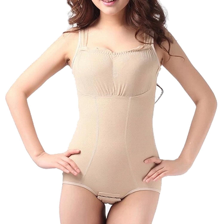 Smartstar Damen Luftdurchlässig Slimmer Shapewear Shape Sensation Schlank Formende Bodys Korsage Miederslip Bodysuit Mit Bauchweggürtel Taillenmieder