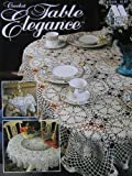 img - for Crochet: Table Elegance book / textbook / text book