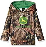 John Deere Boys Trademark Fleece, Mossy Oak Breakup/Country, 18 Months