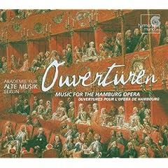 �n���u���N�E�I�y���̏��ȏW (Overturen: Overtures From the Hamburg Opera)