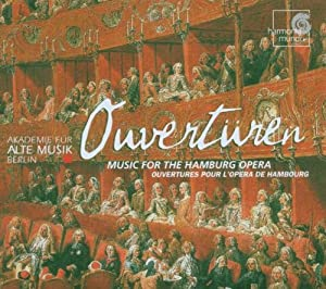 ハンブルク・オペラの序曲集 (Overturen: Overtures From the Hamburg Opera)