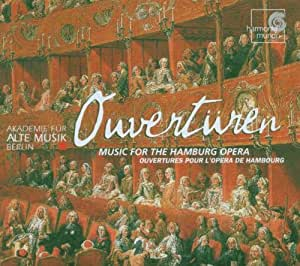 Overturen: Overtures From the Hamburg Opera