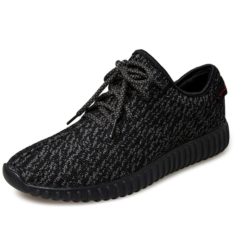 JACKSHIBO Men Women Unisex Couple Casual Fashion Sneakers Breathable Athletic Sports Shoes