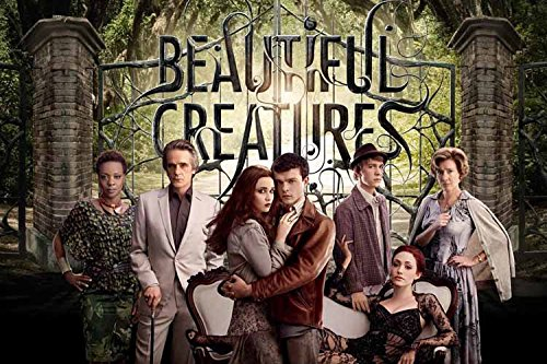Coming Orders Custom WallPaper Classical Beautiful Creatures Main Characters Prints Posters Home Party Decor (Famous People Wi compare prices)