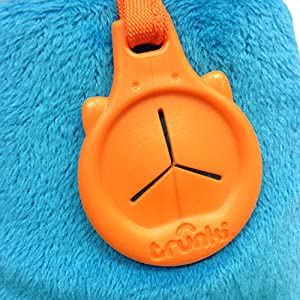Trunki Snoozihedz Seat Belt Pad (18 Months and Above)