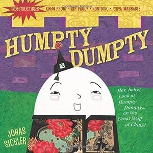 Humpty Dumpty Indestructibles by Workman Publishing