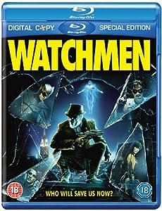 Watchmen (2-Disc) [Blu-ray] [2009]