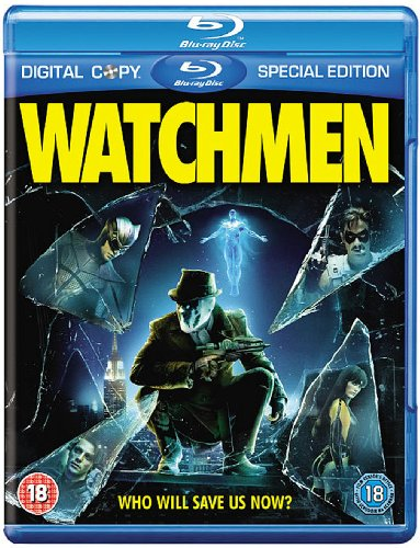 Хранители / Часовые / Люди X стражи / Watchmen (2009) BDRip-AVC