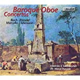 Concertos Baroques pour hautbois ( Bach, Haendel, Marcello, Telemann)