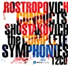 Chostakovich : Int�grale des Symphonies (Coffret 12 CD)