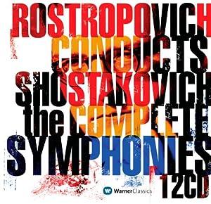 Shostakovich: Symphonies 1-15