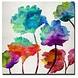 In Full Bloom II by Vanessa Austin Custom Gallery-Wrapped Canvas Giclee Art (Ready to Hang)