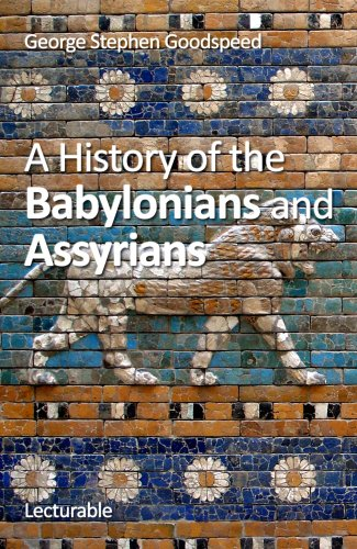 A History of the Babylonians and Assyrians cover