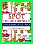 Spot the Differences: Toys! (A Seek &amp;...