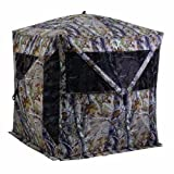 Ameristep 2291 AP Realtree Blind Brotherhood, 82-Inch x 72-Inch, Camouflage