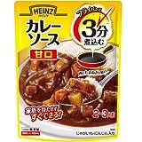 ハインツ カレーソース 甘口 300g×5袋