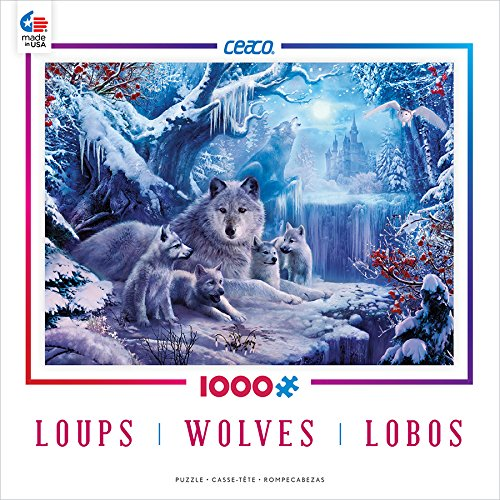 Ceaco Wolves - Winter Wolves Puzzle