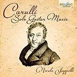 Carulli, Ferdinando : Oeuvres pour Guitare