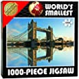 Cheatwell Games World's Smallest 1000-Piece Jigsaw Tower Bridge