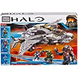 Mega Bloks Halo UNSC Broadsword Midnight Strike