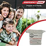 S.O.S. Rations Emergency 3600 Calorie Food Bar - 3 Day / 72 Hour Package with 5 Year Shelf Life