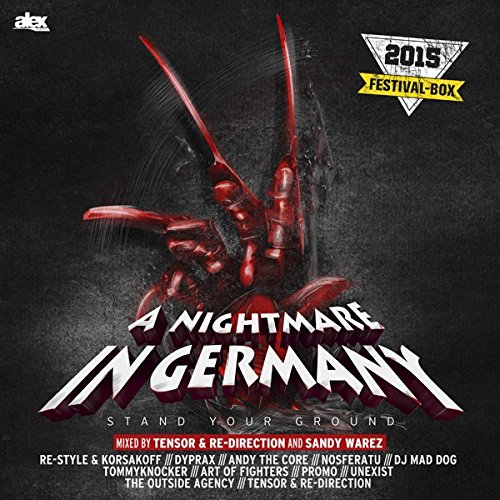 VA - A Nightmare In Germany-Stand Your Ground-2CD-2015-SRG Download
