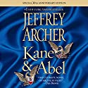 Kane and Abel Audiobook by Jeffrey Archer Narrated by Jason Culp