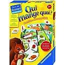 Ravensburger - 24255 - Jeu Educatif  - Qui mange quoi ?