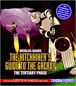 the hitchhiker 39 s guide to the galaxy tertiary phase bbc radio full cast dramatization. Black Bedroom Furniture Sets. Home Design Ideas