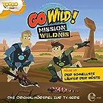 Der schnellste Läufer der Wüste (Go Wild - Mission Wildnis 19)   Andreas Lueck