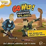 Der schnellste Läufer der Wüste (Go Wild - Mission Wildnis 19) | Andreas Lueck