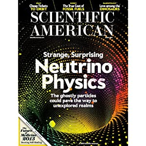 Scientific American, April 2013 Periodical