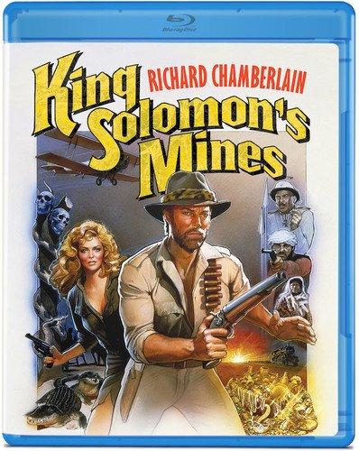 Blu-ray : King Solomon's Mines (Blu-ray)