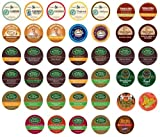 Keurig Coffee Only Sampler Pack, K-Cup Portion Pack for Keurig K-Cup Brewers