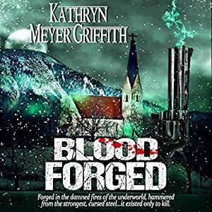 Blood Forge Audiobook