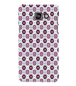 EPICCASE zodiac flowers Mobile Back Case Cover For Samsung Galaxy A3 (Designer Case)