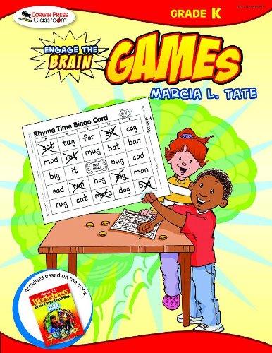 Engage the Brain: Games, Kindergarten