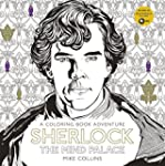 Sherlock: The Mind Palace: A Coloring...