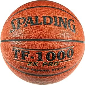 Buy Spalding TF1000 ZK Pro Official Basketball by Olympia Sports