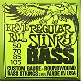 Ernie Ball: Regular Slinky Bass Strings Bass Guitar Accessory