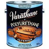 Varathane Interior Water-Based Polyurethane-INT GLS W/B POLYURETHANE
