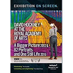 Exhibition on Screen - David Hockney at the Royal Academy of Arts