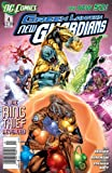 Green Lantern New Guardians #4
