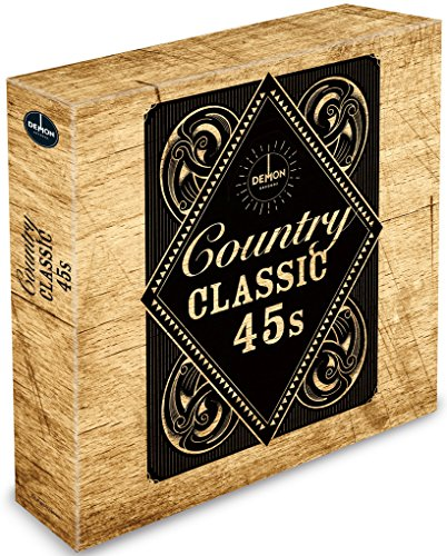 Album Art for Classic 45's: Classic Country by CLASSIC 45'S: CLASSIC COUNTRY / VARIOUS