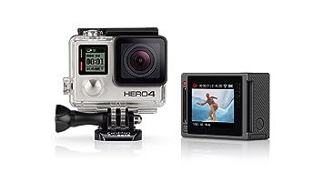GoPro HERO4 Silver MOTO Edition Caméra embarquée 12 Mpix Wifi Bluetooth
