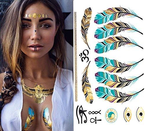 12-sheets-premium-metallic-flash-tattoos-over-150-design-body-art-henna-sticker-patten-typelace-feat