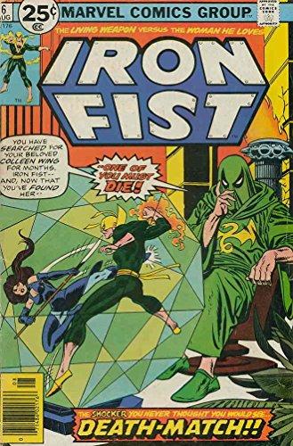 Iron Fist #6 (Iron Fist Magazine compare prices)