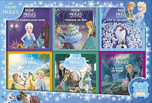 la-reine-des-neiges-coffret-12-livres