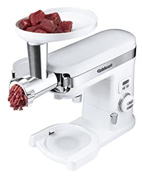 Cuisinart Sm Mg Meat Grinder Attachment For Cuisinart Stand Mixer White Inexpensive Obllntik 41